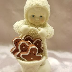Would You Like A Cookie Dept. 56 Snowbaby